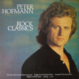 Peter Hofmann - Rock Classics (LP, Club)