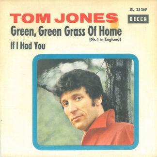 "Tom Jones - Green, Green Grass Of Home (7"", Single)"