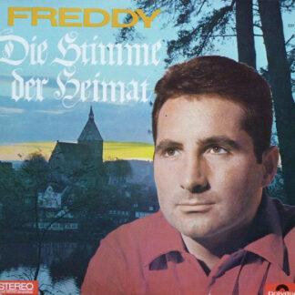 Freddy* - Die Stimme Der Heimat (LP, Album)