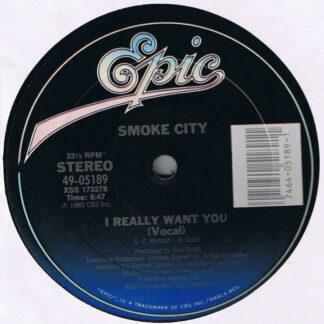 "Smoke City (2) - I Really Want You (12"")"
