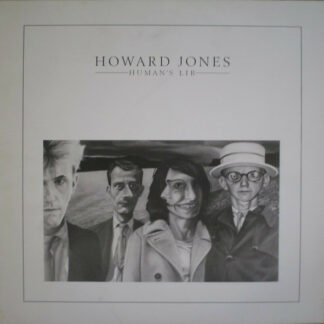 Howard Jones - Human's Lib (LP, Album)