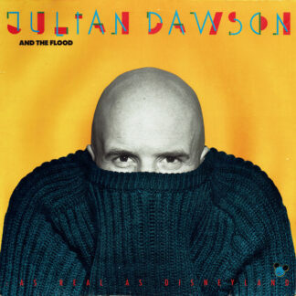 Julian Dawson - Luckiest Man In The Western World (LP)