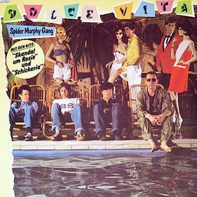 Spider Murphy Gang - Dolce Vita (LP, Album, Club)