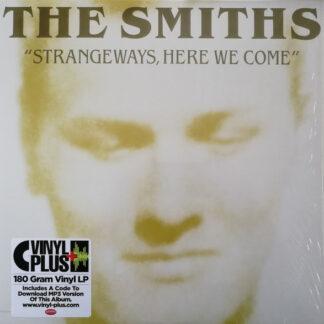 The Smiths - Strangeways, Here We Come (LP, Album, RE, 180)