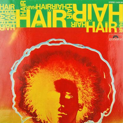 Various - The Original London Cast Of Hair - Hair (LP, RP)