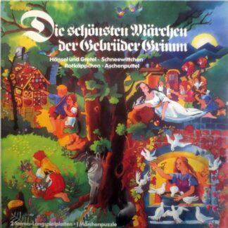 Gebrüder Grimm - Die Schönsten Märchen Der Gebrüder Grimm (2xLP, Album + Box)
