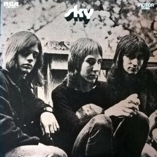 Sky (20) - Don't Hold Back (LP, Album)