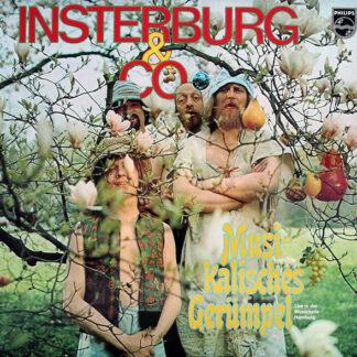 Insterburg & Co.* - Musikalisches Gerümpel (LP)