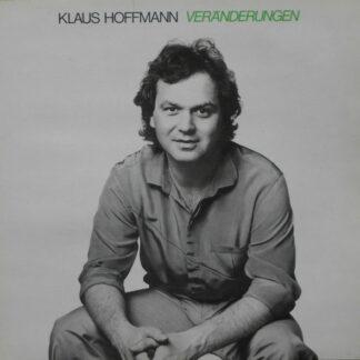 Klaus Hoffmann - Veränderungen (LP, Album)