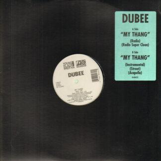 "Dubee* - My Thang (12"", Maxi)"