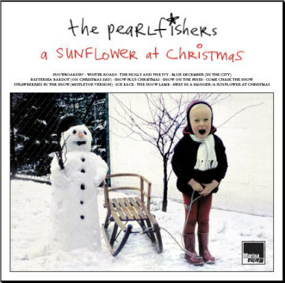 The Pearlfishers - A Sunflower At Christmas (LP)