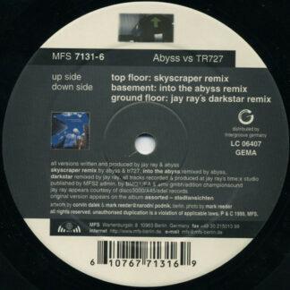 "Abyss (3) vs TR727 - Elevator (12"")"