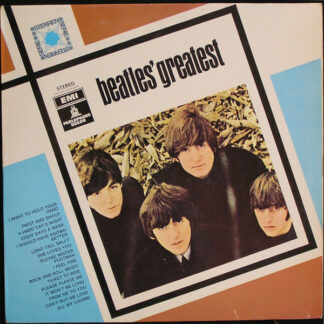 The Beatles - Beatles' Greatest (LP, Comp)