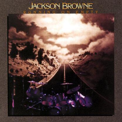 Jackson Browne - Running On Empty (LP, Album, RE)