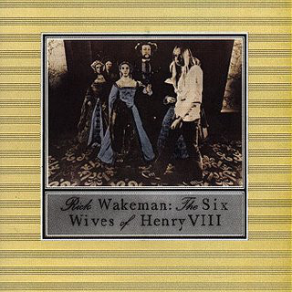 Rick Wakeman - The Six Wives Of Henry VIII (LP, Album, RE)