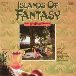 Vanua Levu - Islands Of Fantasy (LP)