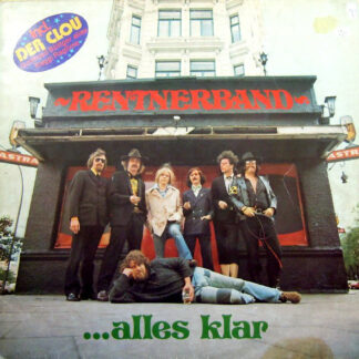 Rentnerband - ...Alles Klar (LP, Album)