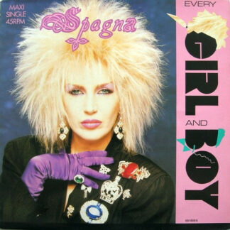"""Spagna* - Every Girl And Boy (12"""", Maxi)"""