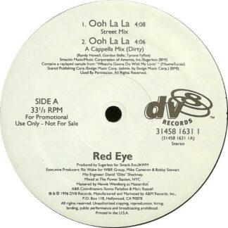 """Red Eye (26) - Ooh La La (12"""", Promo)"""