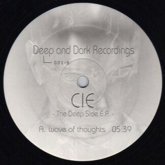 """Cie - The Deep Side E.P. (12"""", EP)"""