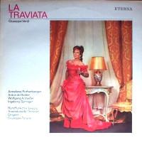Giuseppe Verdi - La Traviata (LP)