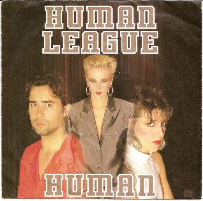 "Human League* - Human (7"", Single)"