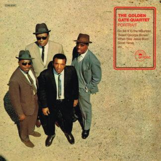 The Golden Gate Quartet - Golden Gate Portrait (LP, Comp)