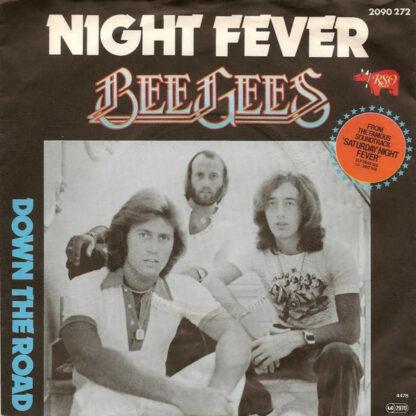 "Bee Gees - Night Fever (7"", Single, Inj)"