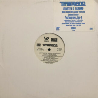 "Timbaland - Lobster & Scrimp (12"", Promo)"