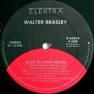 "Walter Beasley - Back In Love Again (12"")"
