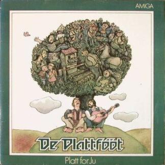 De Plattfööt - Platt For Ju (LP)