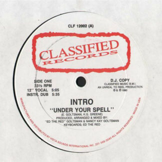 "Intro (3) - Under Your Spell (12"", Promo)"