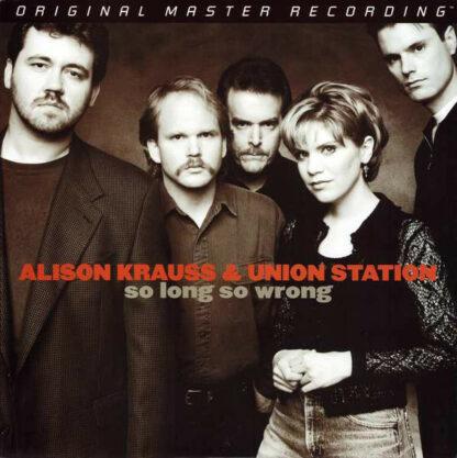 Alison Krauss & Union Station - So Long So Wrong (2xLP, Album, Num, RE, 180)