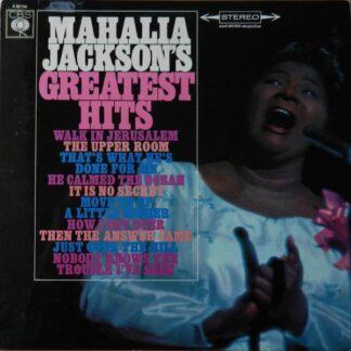 Mahalia Jackson - Mahalia Jackson's Greatest Hits (LP, Comp)