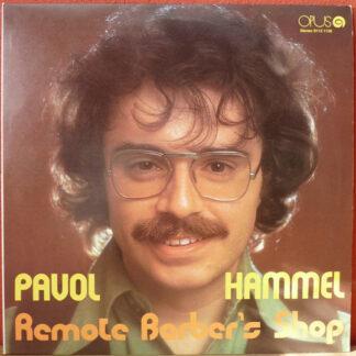 Pavol Hammel - Remote Barber's Shop (LP, Album)