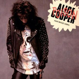 "Alice Cooper (2) - Poison (12"", Maxi)"