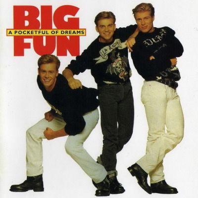 Big Fun - A Pocketful Of Dreams (LP, Album)