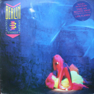 Berlin - Count Three & Pray (LP, Album)