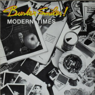 Buster Smiles - Modern Times (LP)
