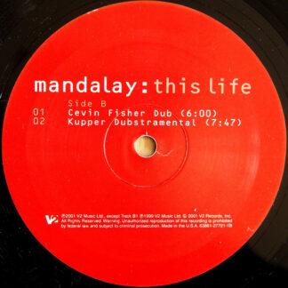 """Mandalay - This Life (12"""")"""