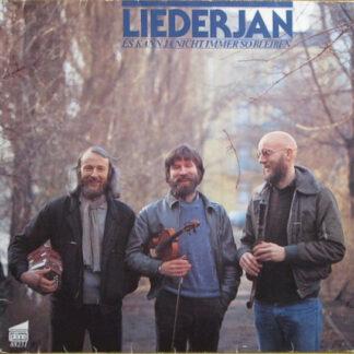 Liederjan - Es Kann Ja Nicht Immer So Bleiben (LP)