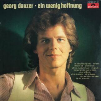 Georg Danzer - Ein Wenig Hoffnung (LP, Album)
