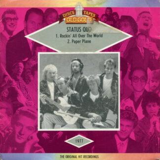 "Status Quo - Rockin' All Over The World / Paper Plane (7"", Single)"