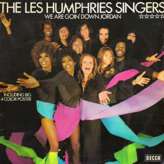 The Les Humphries Singers* - We Are Goin' Down Jordan (LP, Album)