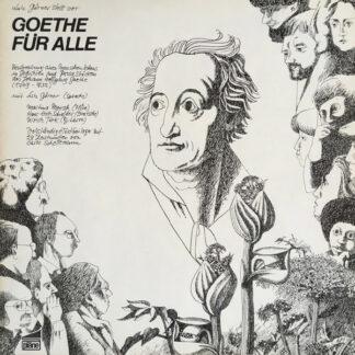 Lutz Görner Spricht Heinrich Heine - Deutschland - Ein Wintermärchen (2xLP, Album)