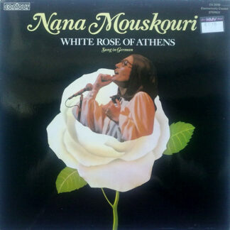 Nana Mouskouri - White Rose Of Athens (LP, RE)