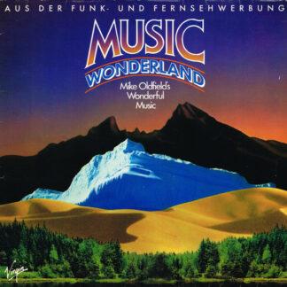 Mike Oldfield - Music Wonderland (LP, Comp)