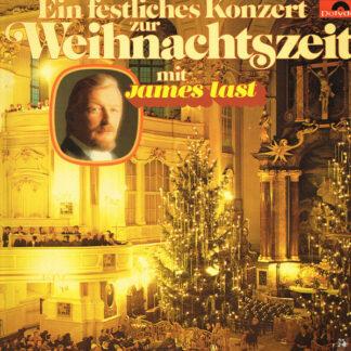 James Last - Ein Festliches Konzert Zur Weihnachtszeit Mit James Last (LP, Album, Clu)