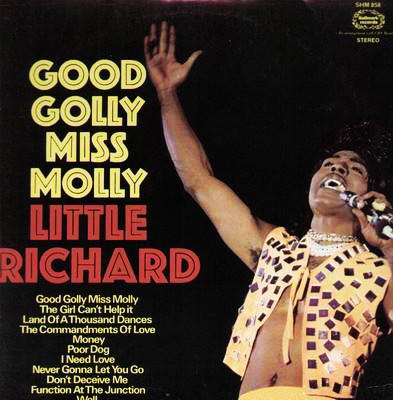 Little Richard - Good Golly Miss Molly (LP, Comp)