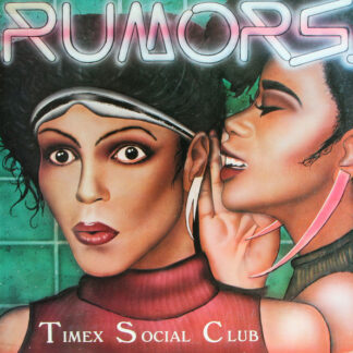 """Timex Social Club - Rumors (12"""", Single, Mar)"""